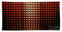 Wine Cellar Beach Towel by M G Whittingham