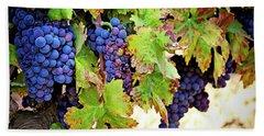 Wine Country - Napa Valley California Photography Beach Sheet