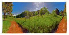 Wingate Prairie Beach Towel