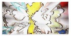 Wings Of Dreams Beach Towel