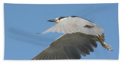 Wings Of Fancy Beach Towel by Fraida Gutovich