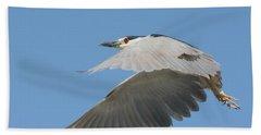 Wings Of Fancy Beach Sheet by Fraida Gutovich
