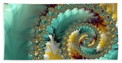 Wings Of The Dawn Beach Sheet