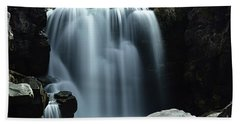 Winnewissa Falls Beach Towel