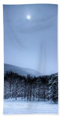 Winter Sun Beach Towel
