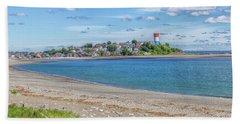 Winthrop Massachusetts  Beach Sheet