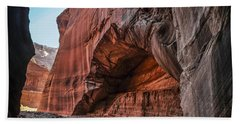 Wire Pass Archway Beach Towel