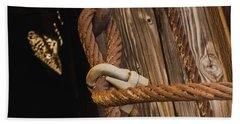 Wire Rope Beach Towel
