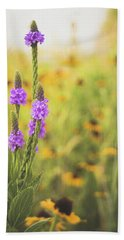 Wisconsin In July Beach Towel