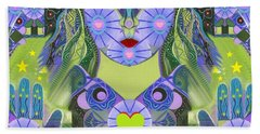 Wisdom Rising Beach Towel