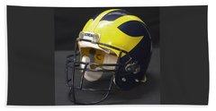 Wolverine Helmet From The 1990s Beach Sheet