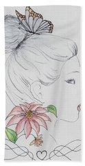 Woman Design - 2016 Beach Towel