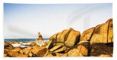 Wonderful West Coast Tasmania Beach Towel