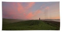 Beach Towel featuring the photograph Wonderland I - Tuscany by Yuri Santin