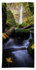 Wonderland In The Gorge Beach Towel by Bjorn Burton