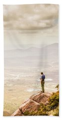 Wondrous Western Tasmania Beach Towel