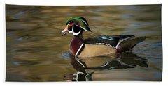 Wood Duck Beach Sheet