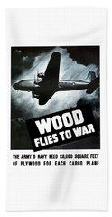 Designs Similar to Wood Flies To War