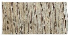 Wood Grain 2 Beach Sheet