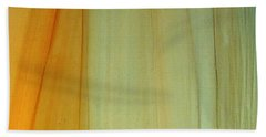 Wood Stain Beach Towel