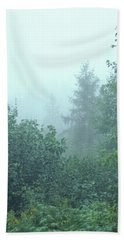 Woodland Fog Beach Sheet