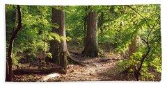 Woodland Walk Beach Sheet