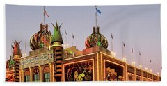World's Only Corn Palace 2017-18 Beach Towel