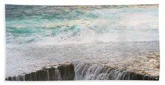 Worm Hole  Beach Sheet