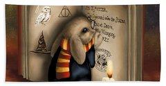 Wow I'm Harry Potter Beach Sheet
