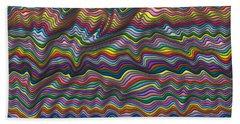 Wrinkled Beach Sheet