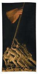 Iwo Jima Remembrance Beach Towel