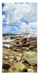 Wyoming's Big Horn Pass Beach Sheet