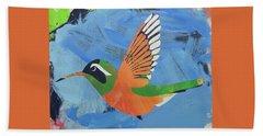 Xantus Hummingbird Beach Sheet