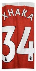 Xhaka 34 Beach Towel