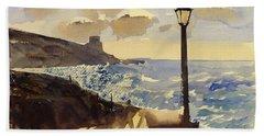 Xlendi Gozo Beach Towel