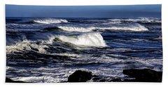 Yachats Bay Beach Towel
