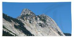 Yak Peak Beach Sheet by Will Borden