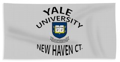 Yale University New Haven Connecticut  Beach Sheet