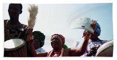 Yaloja Celebrates Beach Towel