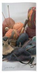 Yarn Beach Sheet