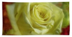 Yellow Rose Beach Sheet