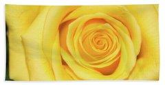 Yellow Rose Beach Sheet