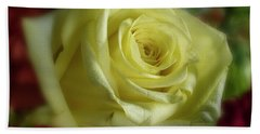 Yellow Rose Of Texas Beach Sheet