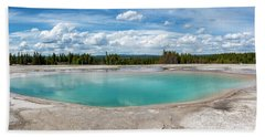 Yellowstone Colors #11 Beach Sheet