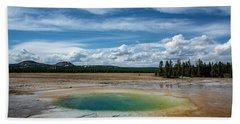 Yellowstone Colors #12 Beach Sheet