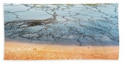 Yellowstone Colors #9 Beach Towel