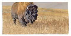 Yellowstone King Beach Towel