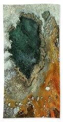 Yellowstone Landscape Beach Towel