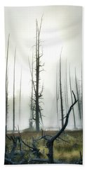 Yellowstone N P Beach Towel