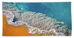 Yellowstone Pool Beach Towel